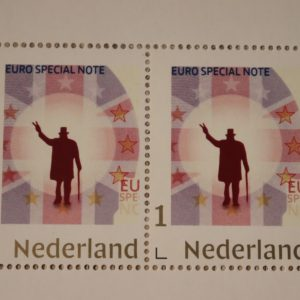 Brexit postzegels
