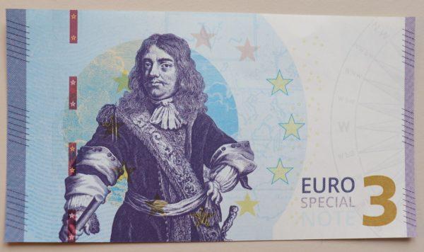 Euro Special Note VOC